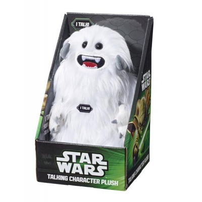 Plush Figure - Wampa with Sound and detachable arm 23 cm...