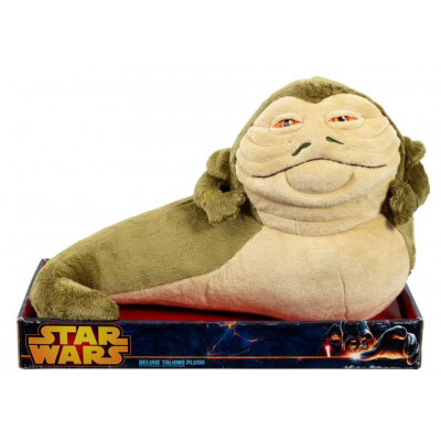 Plush Figure - Jabba the Hutt Previews Exclusive with...