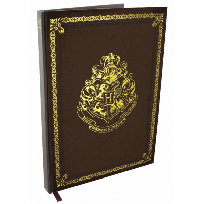 Harry Potter Notebook Hogwarts